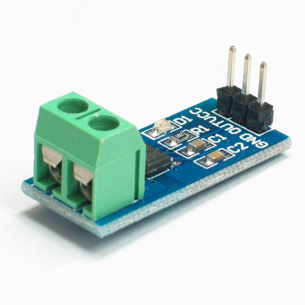 Sensor de Corrente ACS712 30A