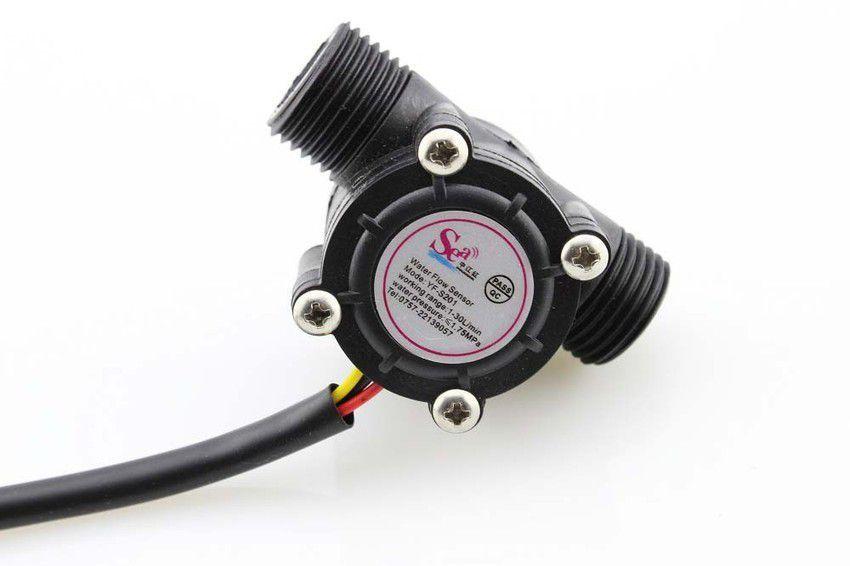 Sensor de Fluxo de Água YF-S201 1/2
