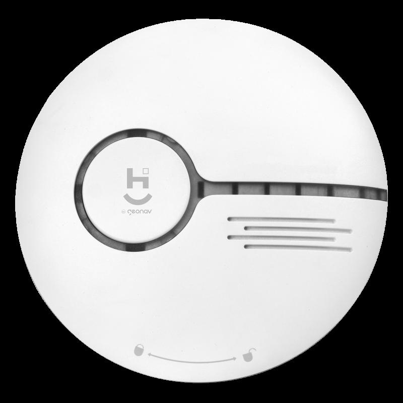 Sensor de Fumaça Inteligente WiFi