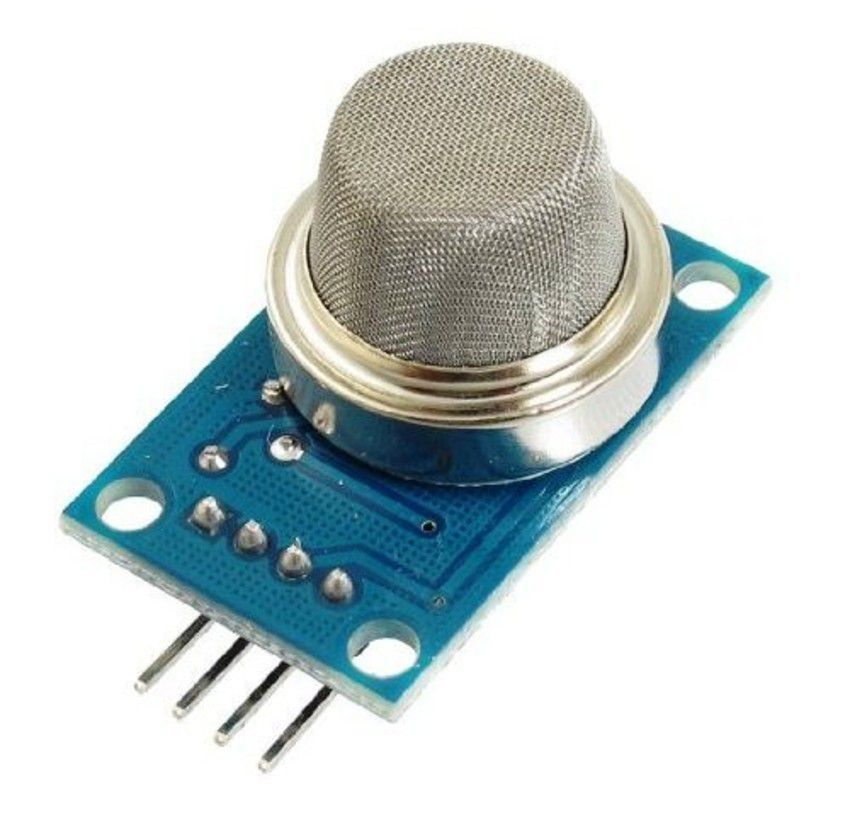 Sensor de Gás MQ-5 GLP e Gás Natural