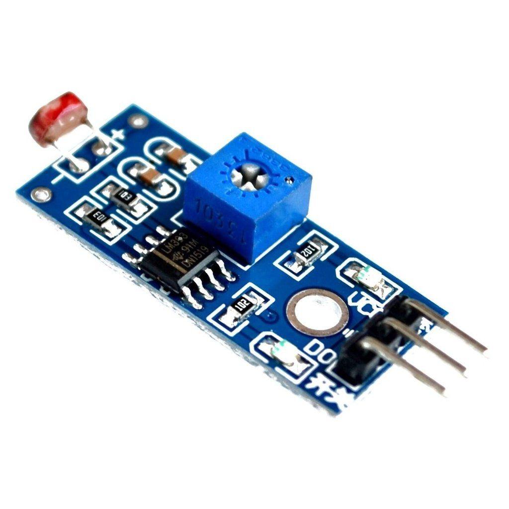 Sensor de luz LDR