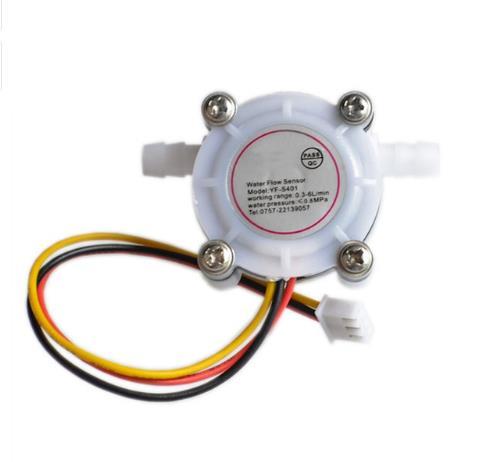 Sensor Medidor de Vazão 0,3 - 6L/min