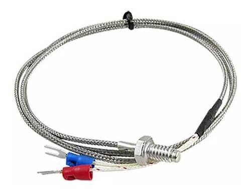 Sensor de Temperatura PT100 -50 a 450°C