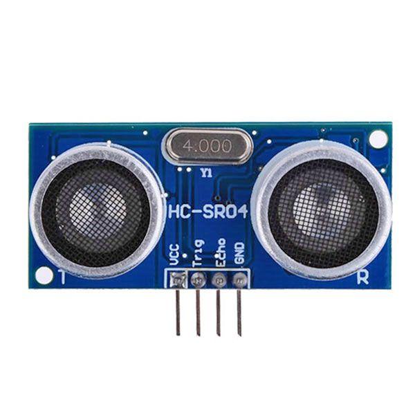 Sensor Ultrassônico - HC-SR04