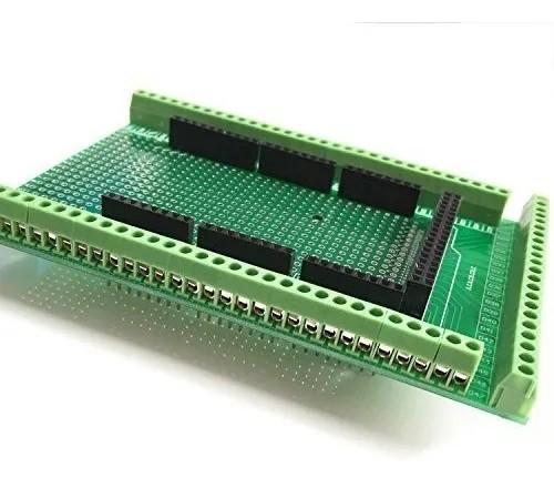 Shield Borne de Extensão para Arduino Mega