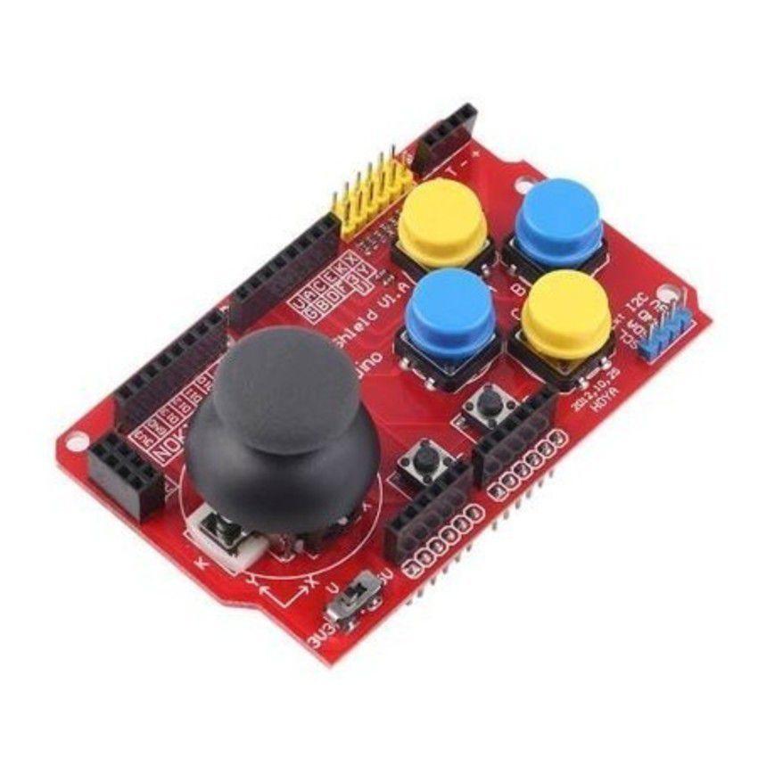 Shield Joystick Arduino