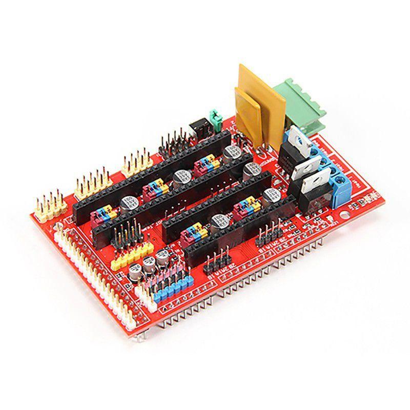 Shield Ramps 1.4 RepRap para Arduino Mega