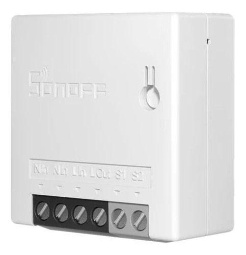 Sonoff Mini R2 DIY Relé WiFi Interruptor Inteligente para Automação