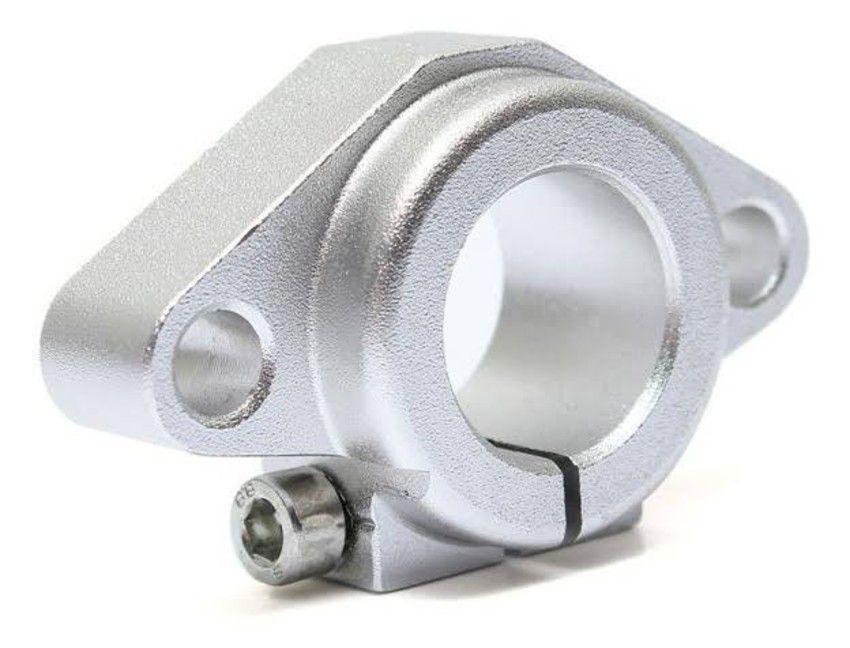 Suporte SHF16 para Eixo Guia Linear 16mm