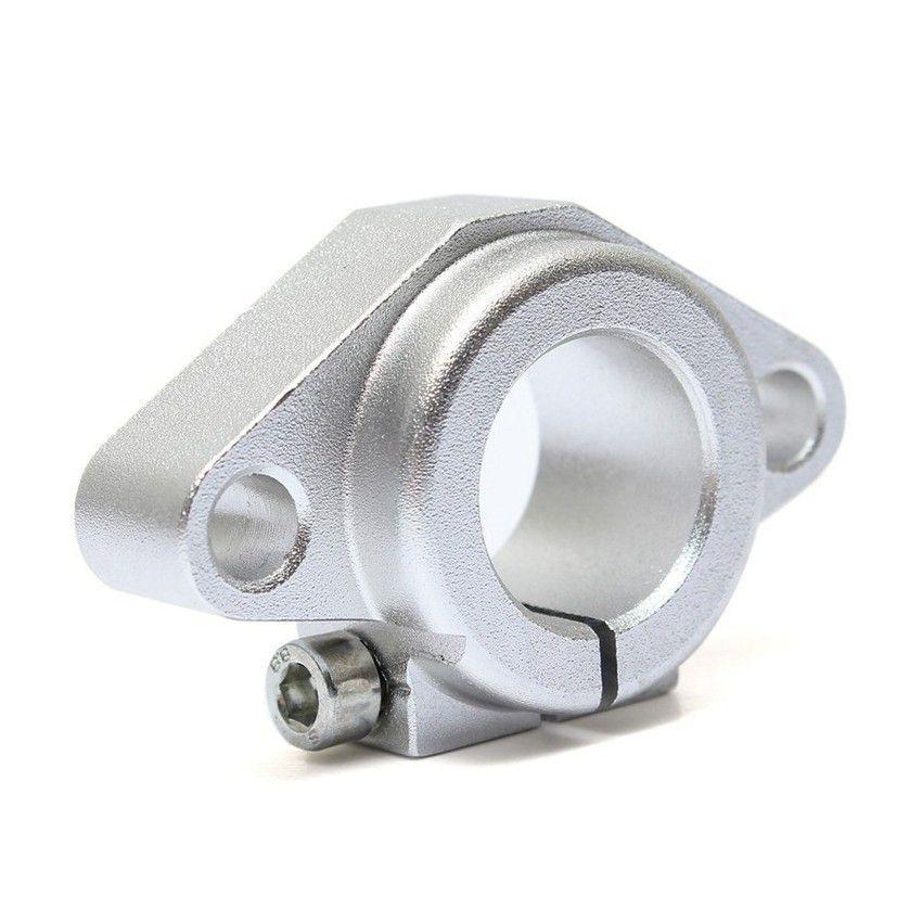 Suporte SHF20 para Eixo Guia Linear 20mm
