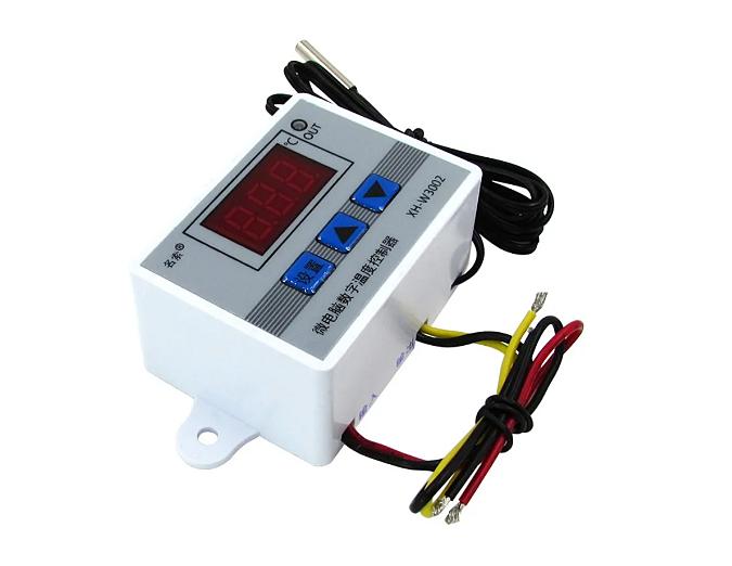 Termostato digital  XH-W3002