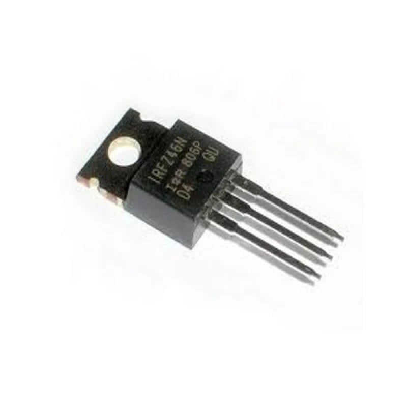 Transistor Mosfet IRFZ46 - Canal N