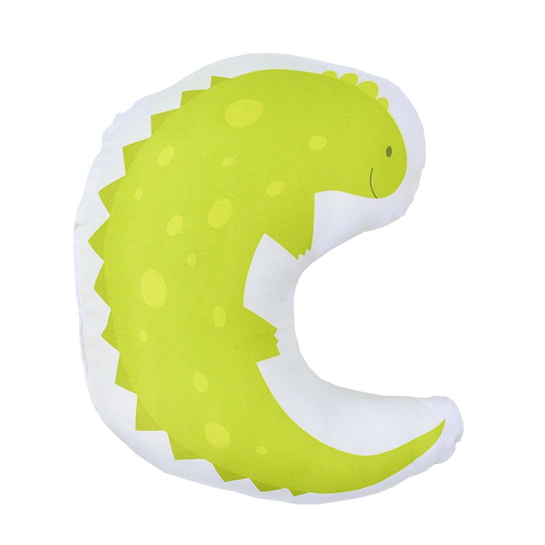 Almofada Crocodilo Verde Decora