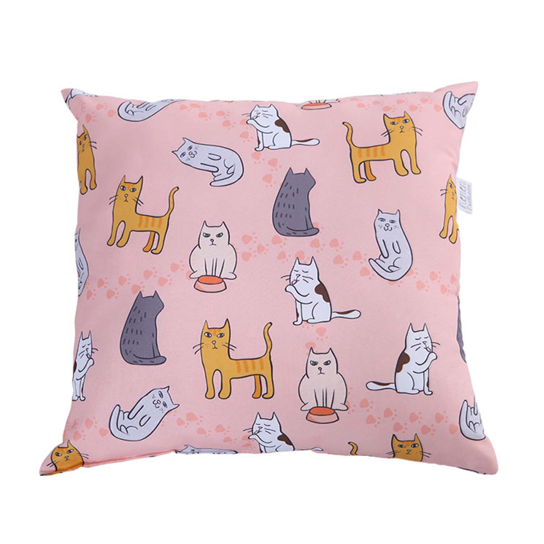 Almofada Decorativa Gatinhos