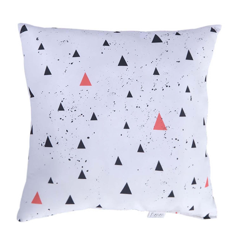 Almofada Decorativa Triangulos