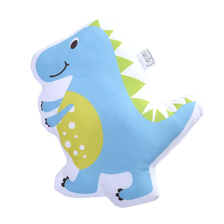 Almofada Dinossauro Azul Decora