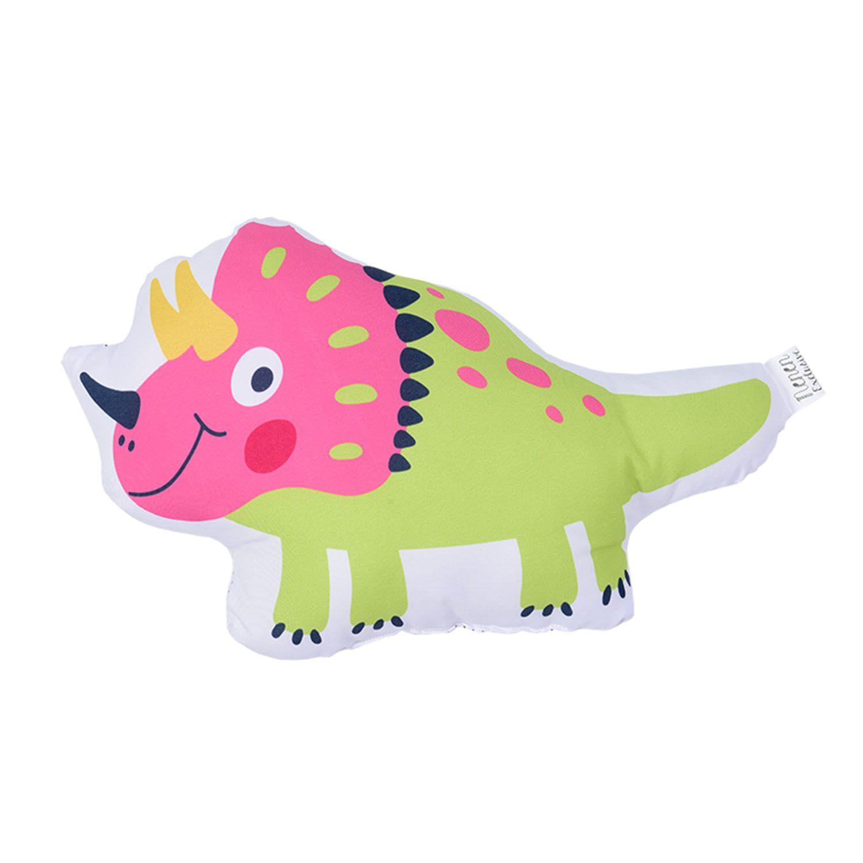 Almofada Dinossauro Colors Decora