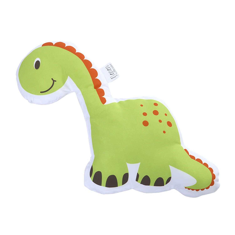 Almofada Dinossauro Verde Decora