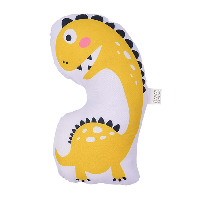 Almofada Dinossauro Yellow Decora