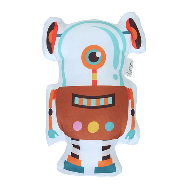 Almofada Toy Robot