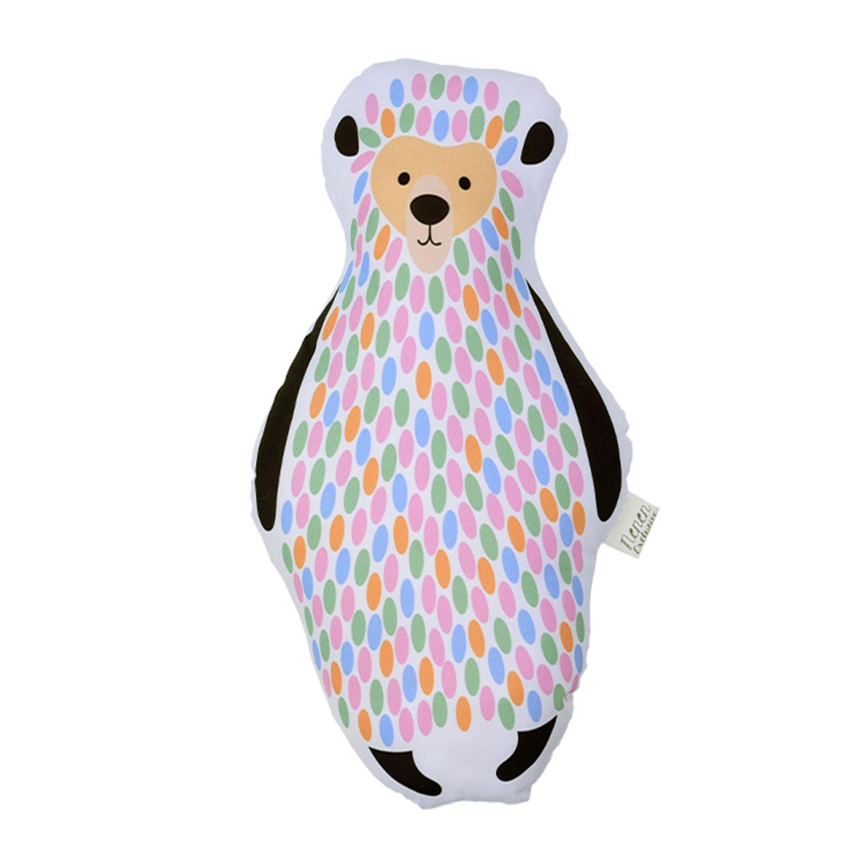 Almofada Urso Colors Decora