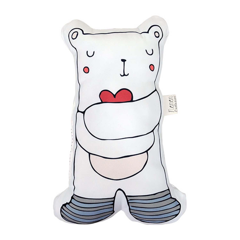 Almofada Urso Hug Decora