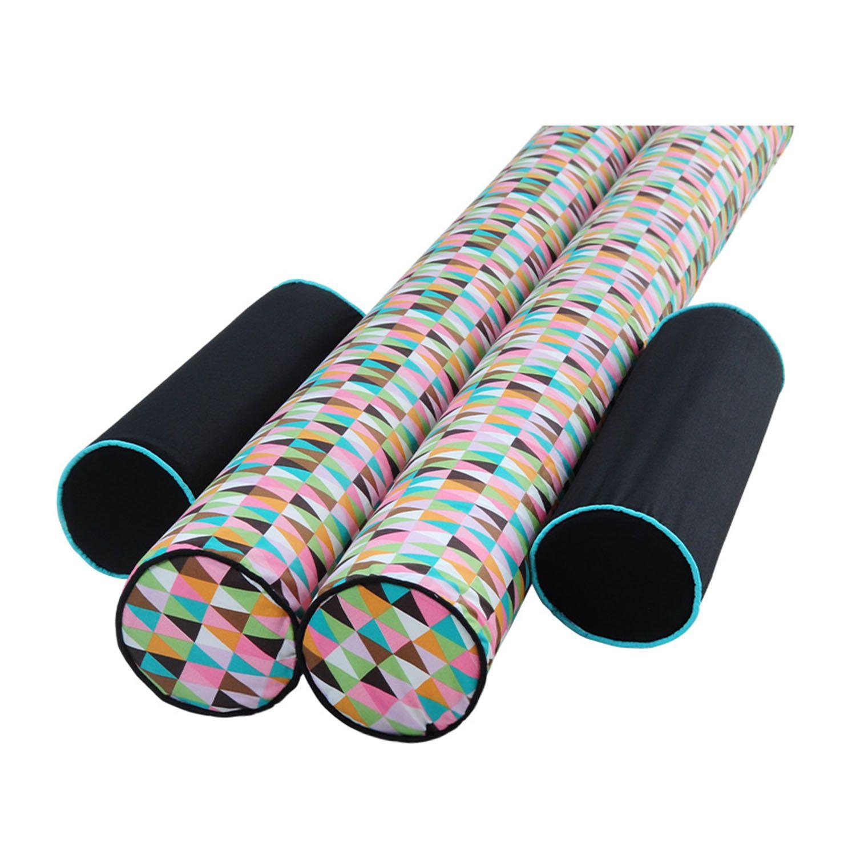 Kit de Rolos Protetores de Berço New Coloré com 4 peças