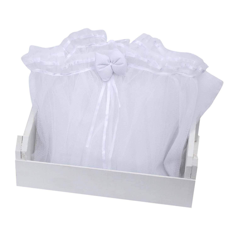 Mosquiteiro Simples De Varão Basic Branco