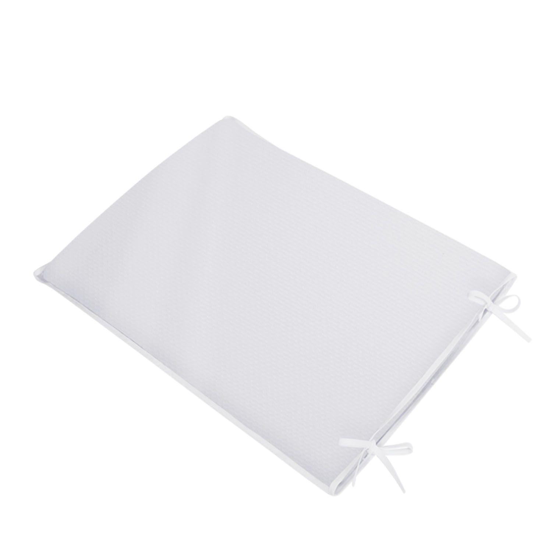 Trocador Plastificado Classic Branco
