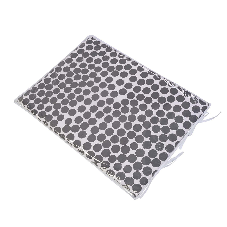 Trocador Plastificado Gray and Balls