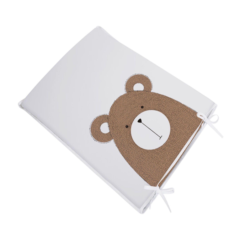 Trocador Plastificado Impermeável Ilustrado Urso