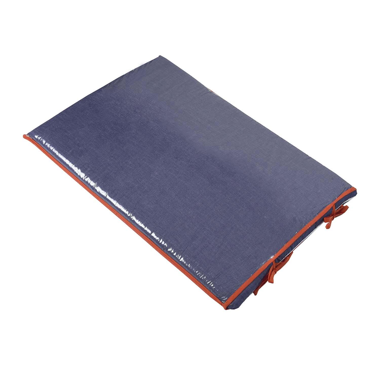 Trocador Plastificado Jeans Orange Colors