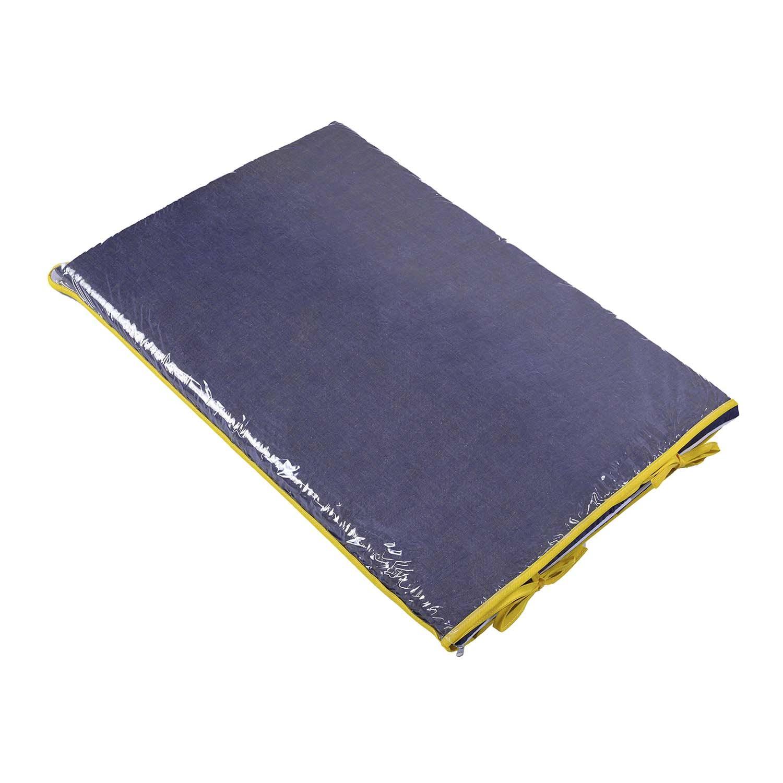 Trocador Plastificado Jeans Yellow Colors