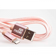 CABO MIC.USB PREMIUM 1,5 ROSE MOBILE