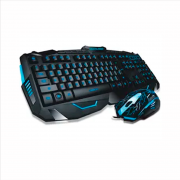 COMBO TECLADO E MOUSE GAMER TC195 MULTILASER