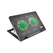 COOLER WARRIOR GAM VERDE C/LED AC292 MU