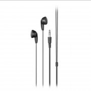FONE EARPHONE PRETO PH312 MULTILASER
