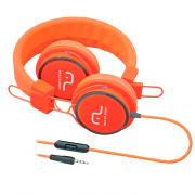 FONE HEADPHONE FUN PH086 LARANJA MULTILASER