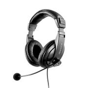 FONE HEADSET PRO USB PH317 PTO/CZA MULT
