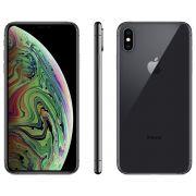 IPHONE XS MAX 64GB CINZA CLARO