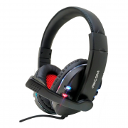 HEADSET GAMER WARRIOR FLAMMA UBS2.0 LED  PH306