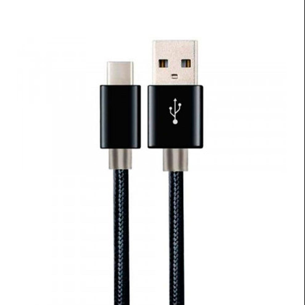 CABO MIC.USB PREMIUM 3,0 PRETO MOBILE