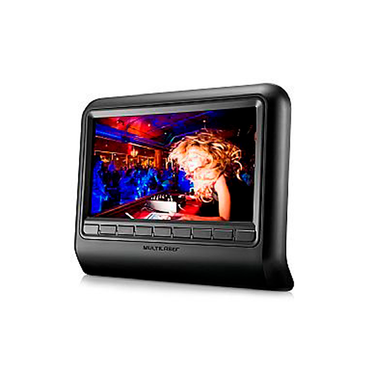 DVD PLAYER 9 POL. AU705 PRETO MULTILAS