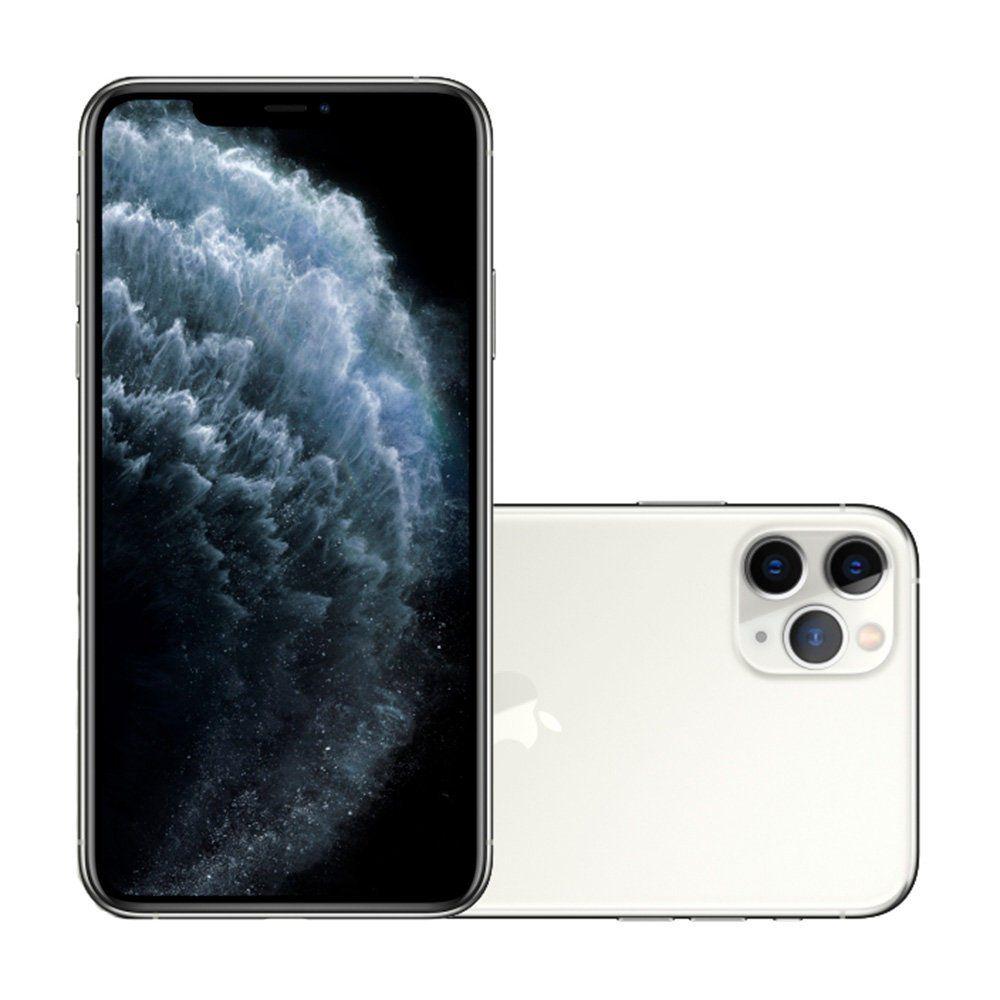 IPHONE 11 PRO 64GB PRATA CLARO