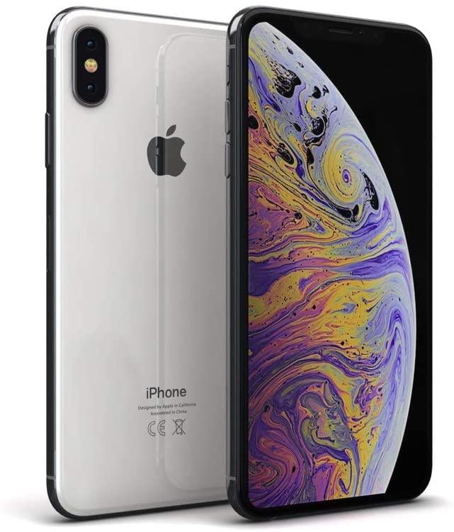 IPHONE XS MAX 64GB PRATA CLARO