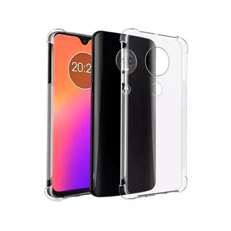 KIT CAPA+PELICULA MOTO G7 PLUS