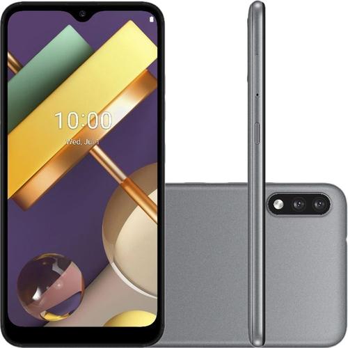 LG K22 K200 32GB CINZA