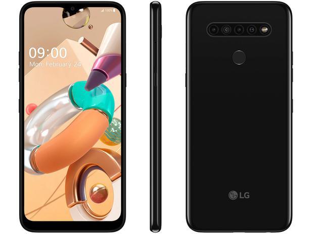 LG K41S K410 32GB PRETO