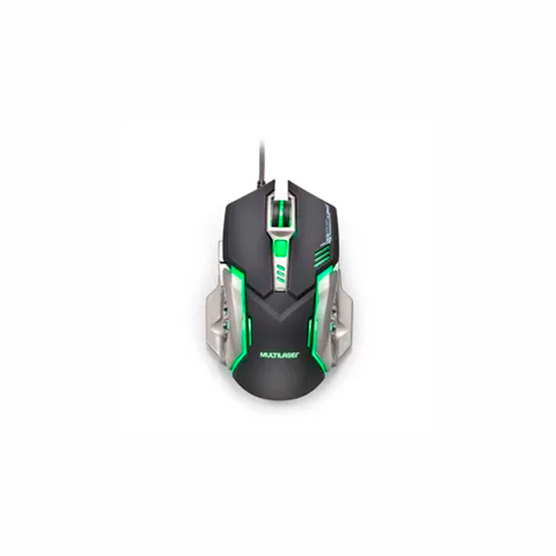 MOUSE GAMER PRT/GRAF MO269 MULTILASER