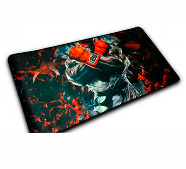 MOUSE PAD GAMER EXBOM MP-7035 PRETO